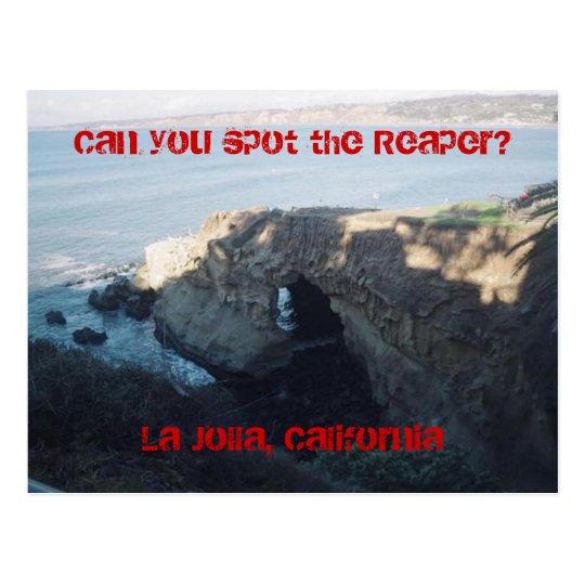 Reaper Postcard