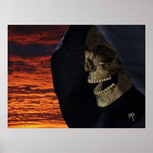 Reaper Poster print