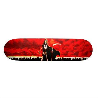 Reaper Skate Board