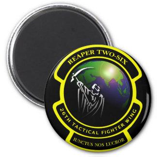 Reaper Two-Six Magnet