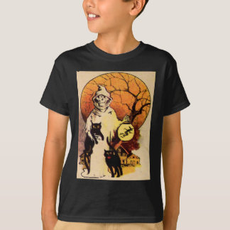 Reaper (Vintage Halloween Card) T-Shirt