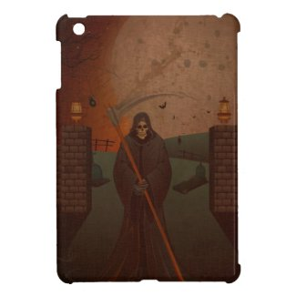 Reaper Walking Dead iPad Mini Case