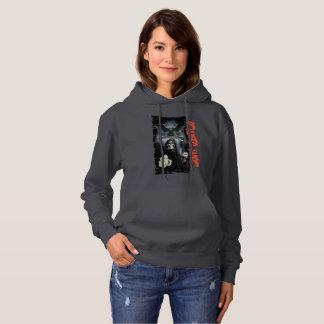 Reaper Women's Basic Hooded Sweatshirt