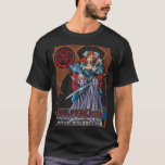 """ReaperCon 2018 Blood Moon Over Dreadmere Shirt<br><div class=""""desc"""">Get your ReaperCon 2018 Blood Moon Over Dreadmere featuring art by Izzy &quot;Talin&quot; Collier!</div>"""