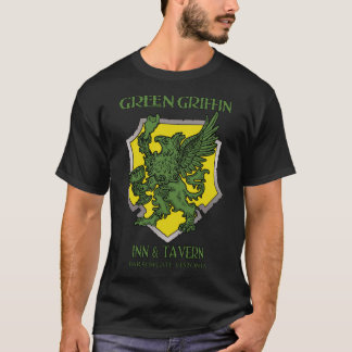 ReaperCon 2018 Green Griffin Shirt