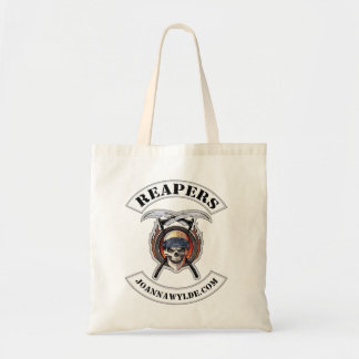 Reapers Club Tote Canvas Bags