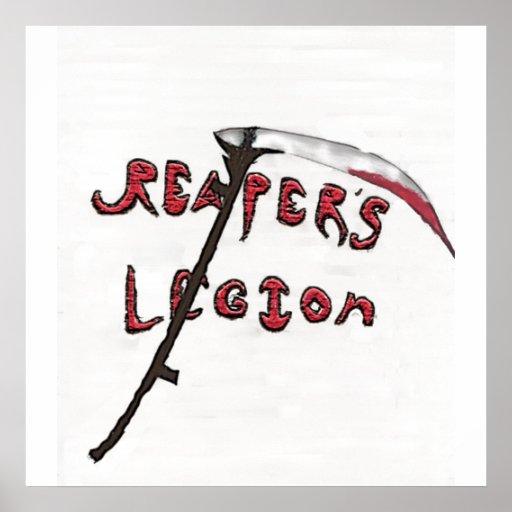 Reaper's Legion Poster 1