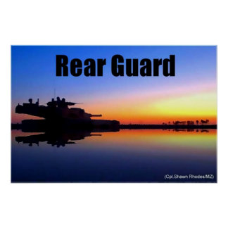 Rear Guard Poster