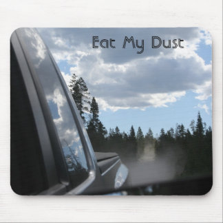 Rear View Mouse Pad