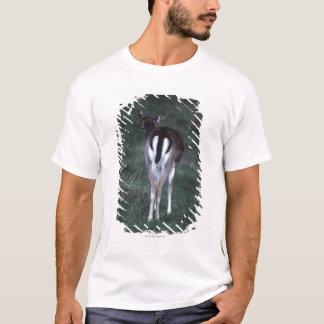 Rear view of a deer , New Zealand T-Shirt