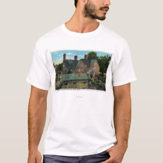 Rear View of the House of Seven Gables T-Shirt