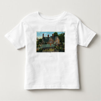 Rear View of the House of Seven Gables Toddler T-shirt