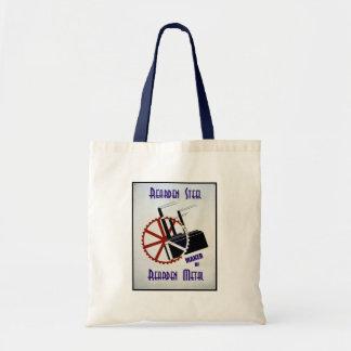 Rearden Steel Budget Tote Bag