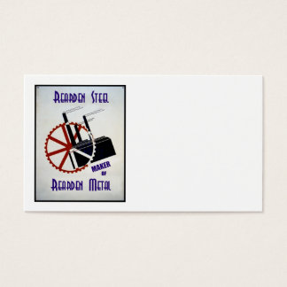 Rearden Steel Business Card