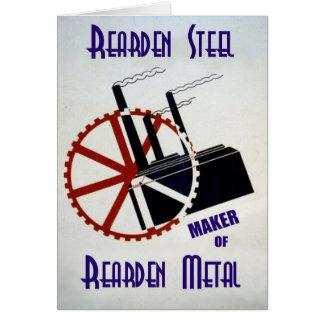 Rearden Steel Card