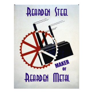 Rearden Steel Flyer