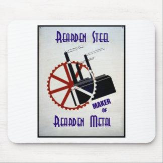 Rearden Steel Mouse Pads