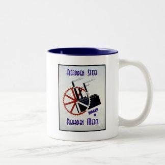 Rearden Steel Two-Tone Coffee Mug