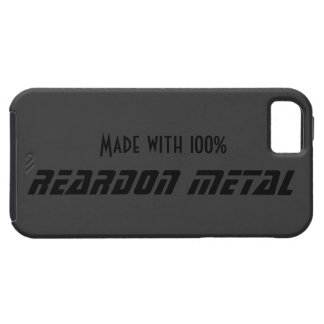 Reardon Metal iPhone Case iPhone 5 Cases