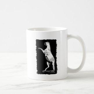 Rearing Andalusian Stallion Coffee Mug
