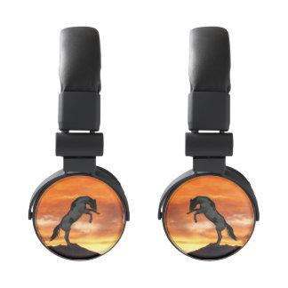 Rearing Horse Headphones