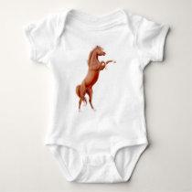 Rearing Horse Infant Creeper