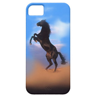 Rearing Horse iPhone SE/5/5s Case
