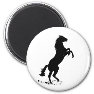 Rearing Horse Magnet