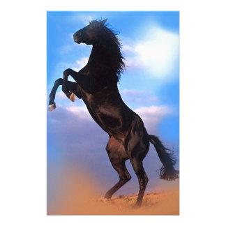 Rearing Horse Stationery