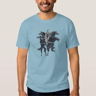 Rearing Horses T-shirt