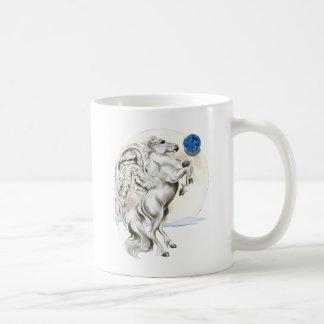 Rearing Pegasus Stallion Mug