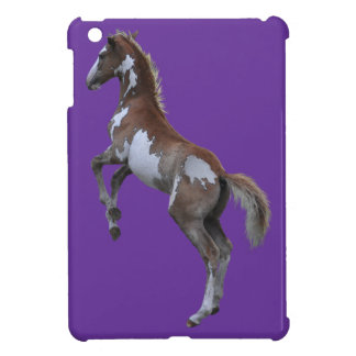 Rearing Pinto Pony Horse-lovers Case Cover For The iPad Mini