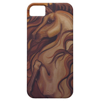 Rearing Spanish Horse iPhone 5 Cases