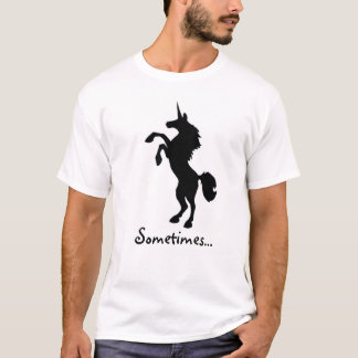 Rearing Unicorn T-Shirt