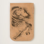 Rearing White Horse iPhone 6/6S Case