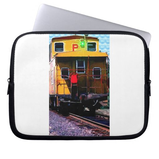 Rearview View Computer Sleeves