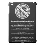 Reason #16 To End The Federal Reserve System Cover For The iPad Mini