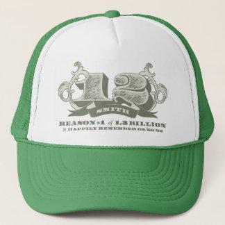 Reason #1 of 1.3 Billion Trucker Hat