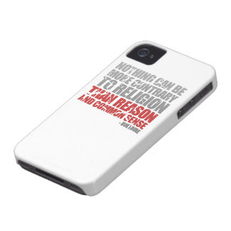 Reason and Common Sense iPhone 4 Covers