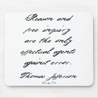 Reason by Jefferson Mousepads