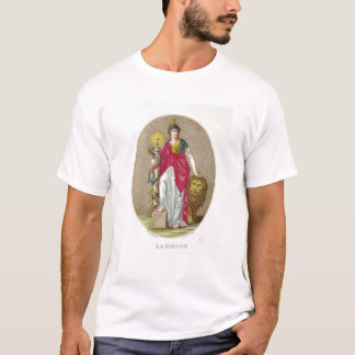Reason, engraved by Carre, 1793 T-Shirt