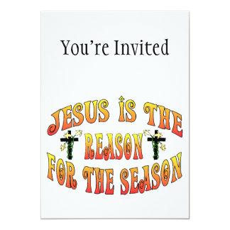 Reason For The Season Easter Card