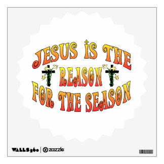 Reason For The Season Easter Wall Decal