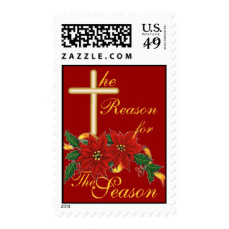 Reason for the Season POSTAGE STAMPS