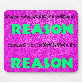 Reason Mouse Pad