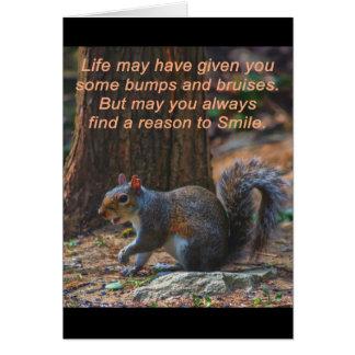 Reason to Smile Greeting Card
