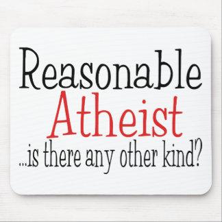 Reasonable Atheist Mouse Pad