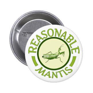 Reasonable Mantis Button