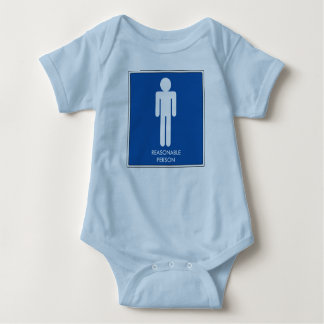 Reasonable Person Baby Bodysuit