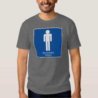 Reasonable Person Tee Shirt
